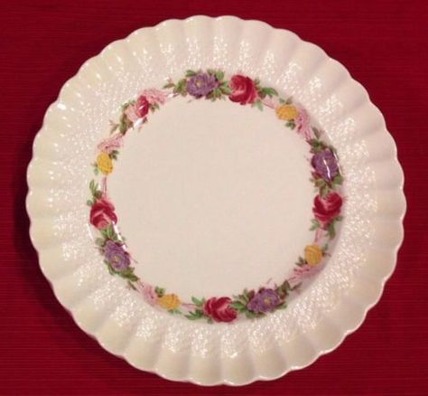 Vintage Copeland Spode/'s Jewel replacement dishes ivory