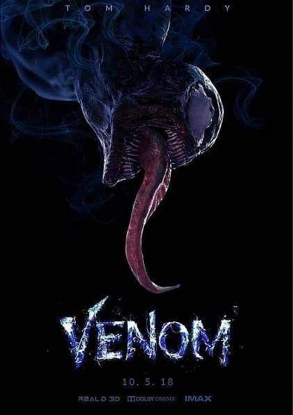 Cine Nuevos Posters Para Venom Venom Venom Venom Movie Venom Comics