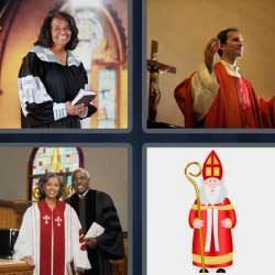 Religiosos Sacerdote Cura Iglesia Que Disfrutes 4