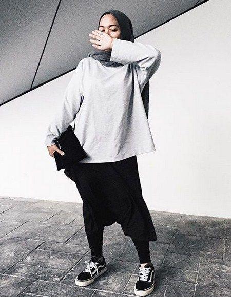 Inspirasi Fashion Hijab Kece Dan Instagramable Ala Citramoeins
