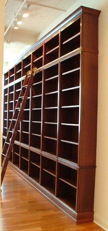 This is a dream of mine floor to ceiling bookshelves and a sliding this is a dream of mine floor to ceiling bookshelves and a sliding library ladder readers paradise found xo meredith decorate pinterest solutioingenieria Choice Image