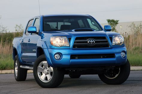 toyota trucks | Love the color