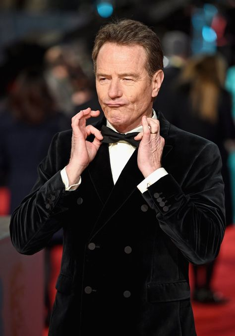 Pin for Later: Les Stars Se Rendent à Londres Pour les BAFTA Film Awards Bryan…