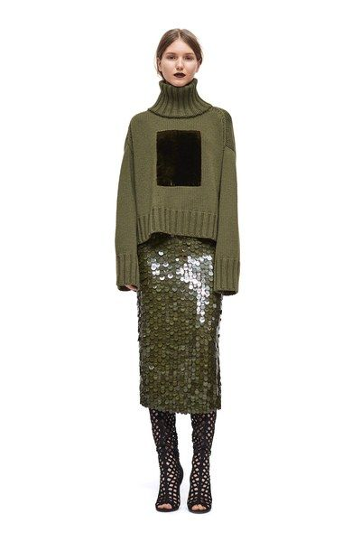 Sally LaPointe Fall 2017 Ready-to-Wear Fashion Show