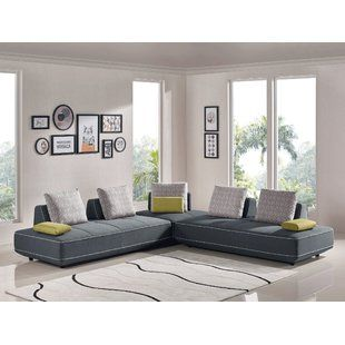 Best Place To Buy Sperazza 2 Piece Living Room Set Orren Ellis Furniture Modular Sectional Sofa Sectional Sofa 3 Piece Living Room Set