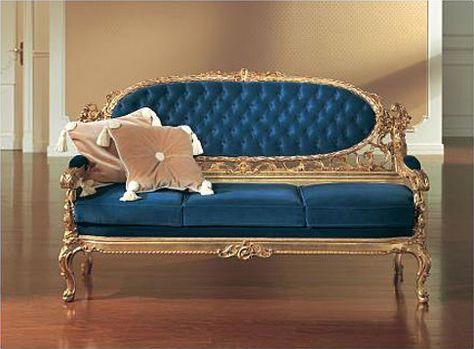 Victorian Dedalo 3 seater Sofa Victorian Furnishings Pinterest - barock mobel versailles sofa