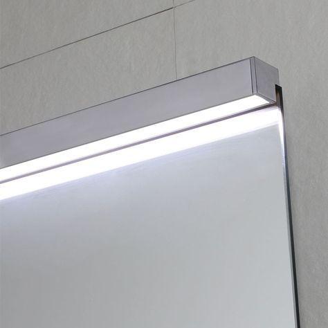 Spiegelwandabdeckung Mit Sockel Von Talsee Wandspiegel