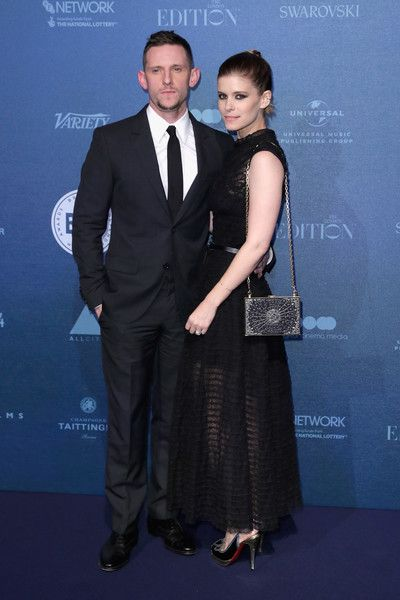 Jamie Bell and Kate Mara attend the British Independent Film Awards held at Old Billingsgate.
