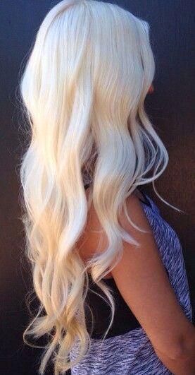 Super Light Platinum Blonde I D Personally Add An Ash Tone Step