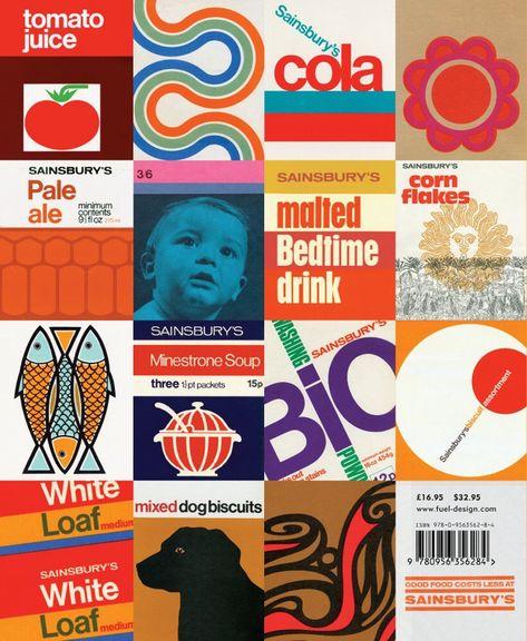 Sainsburys 60s 70s Home Brand
