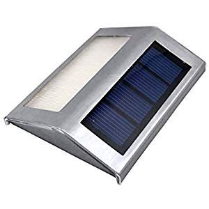 Energiesparende 2 Led Solar Wandleuchte Outdoor Garden Pathway Street Treppen Lampe Wasserdicht Ip55 Siche Outdoor Led Beleuchtung Wandleuchte Innenbeleuchtung