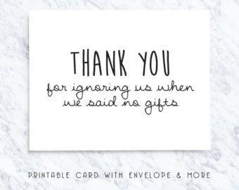 Funny Wedding Card Digital Wedding Card Thank You Card