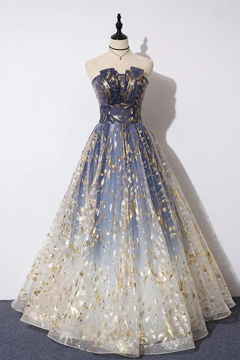 Charming Blue Floral Print Tulle Strapless Long A Line Prom Dresses, Dance Dress. - Charming Blue Floral Print Tulle Strapless Long A Line Prom Dresses, Dance Dresses Source by - A Line Prom Dresses, Dance Dresses, Ball Dresses, Prom Dresses Long Open Back, Prom Dresses For Teens, Prom Dresses Long With Sleeves, Black Prom Dresses, Summer Dresses, Tulle Prom Dress