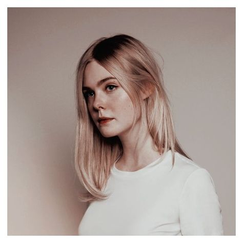 Elle Fanning as Violet in All The Bright Places