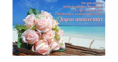 Epingle Par De Meo Sur Filles Bon Anniversaire Fleurs Joyeux Anniversaire Meilleure Amie Image Bon Anniversaire
