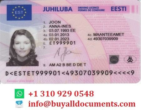 Quick and secure way to get Real drivers license for sale in
