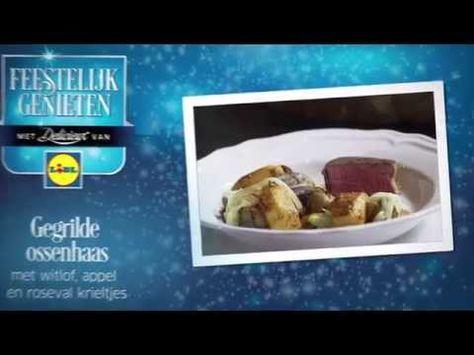 Gegrilde ossenhaas met witlof, appel en roseval krieltjes - Lidl Nederland