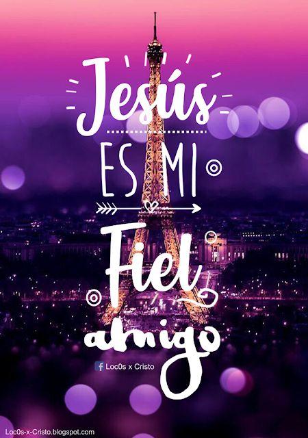 Jesús es mi fiel Amigo