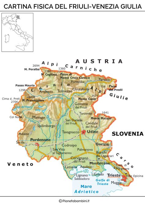 Cartina Veneto Mare.Stefania Stefania Bottic Su Pinterest