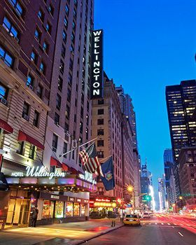 Wellington Hotel New York United States Of America Expedia