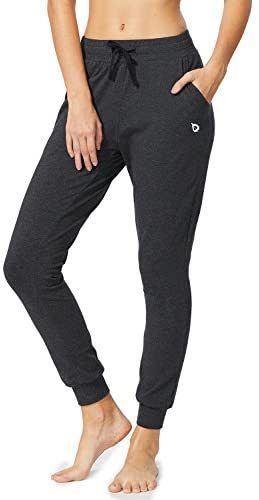 BALEAF Women's Active Yoga Sweatpants Workout Joggers Pants Cotton Lounge  Sweat Pants with Pockets | Women jogger pants, Cotton sweatpants, Jogger  pants