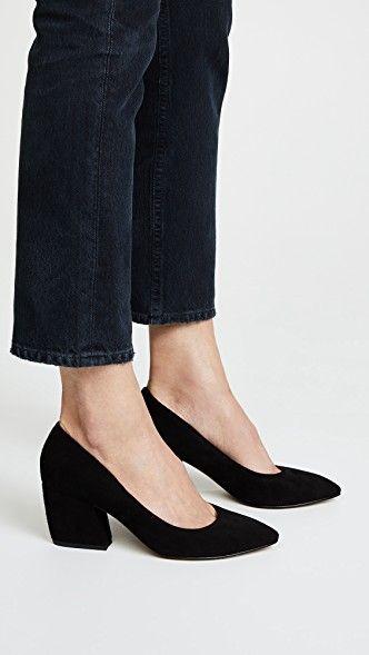 Block Heel Pumps | Block heels pumps