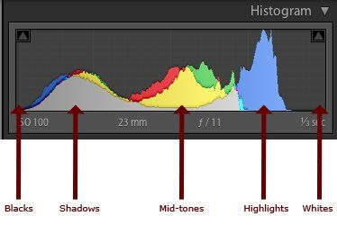 Histograms for Beginners | Digital Photography School | Bloglovin'