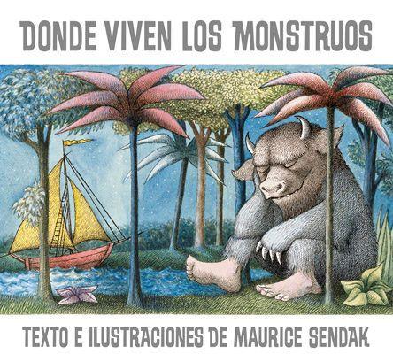 Pin De Hernanmdq En Book Epub Pdf Donde Viven Los Monstruos Los Libros Mas Recomendados Libro Ilustrado