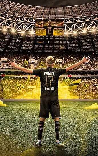Erling Braut Haland In 2020 Dortmund Good Soccer Players Football Highlight
