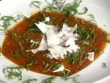 Roasted Eggplant and Tomato Soup Recipe : Rachael Ray : Recipes : Food Network