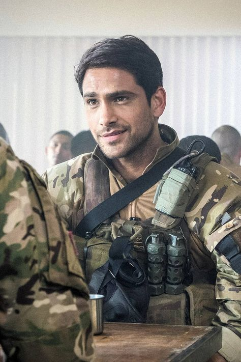Check out the hottest pictures of Luke Pasqualino from Our Girl. From his days of starring in Skins to co-starring with Michelle Keegan, he has us smitten.