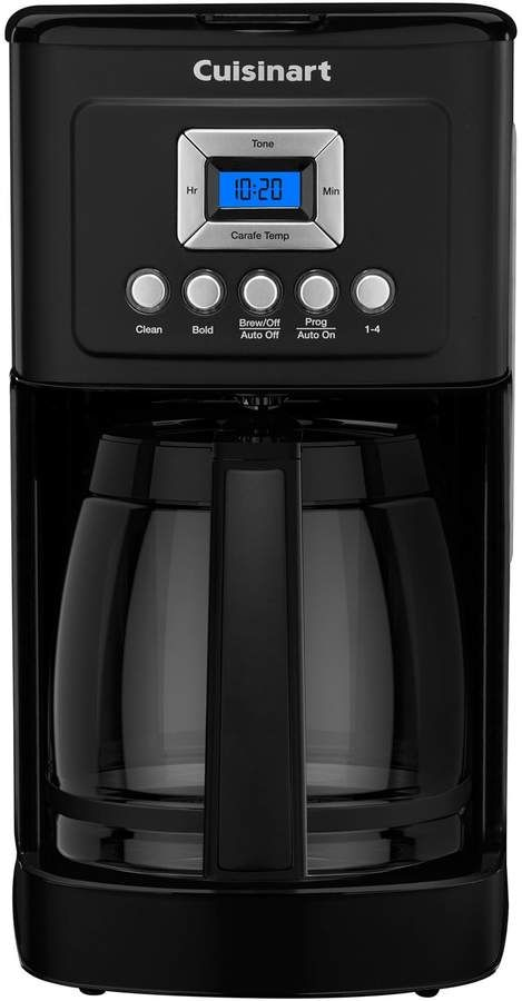 Cuisinart Dcc 2650 Brew Central 12 Cup Programmable Coffeemaker Cuisinart Coffee Maker Best Coffee Maker Best Drip Coffee Maker