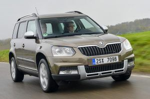 The 2018 Skoda Yeti Release Date And Concept