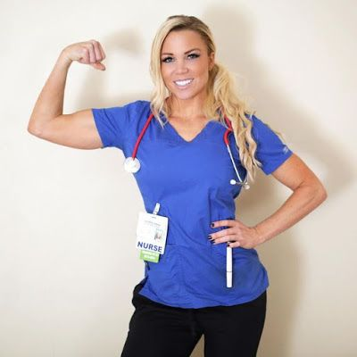 Photos Is This The World S Hottest Nurse In 2021 Fitness Model Hot Nurse Fitness Show