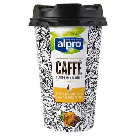 Morrisons Alpro Caffe Coffee And Soya Caramel 235mlproduct