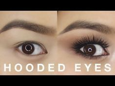 This One S For All My Girls With Hooded Eyes I M Sharing All My Tricks On How To Apply Eyesha Hooded Eye Makeup Tutorial Hooded Eye Makeup Eye Makeup Tutorial