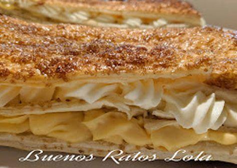 Crema Pastelera En Monsieur Cuisine Plus Receta De Lola Benavides Receta Pastelera Crema Pastelera Recetas De Comida