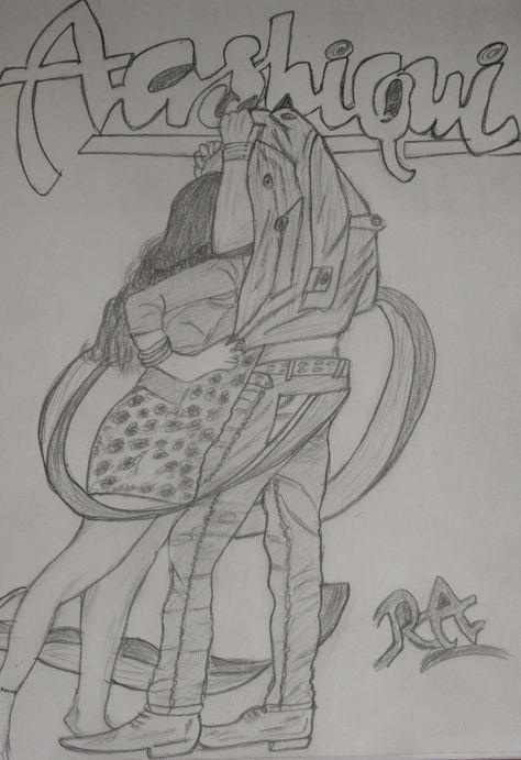 Chahun Main Ya Naa - Sketching by Rahul Yadav at touchtalent