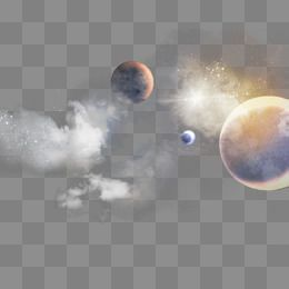 Galaxy Planets Png And Clipart Overlays Transparent Overlays Picsart Overlays Transparent Background