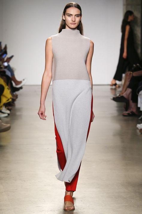 Sally LaPointe Spring 2016 Ready-to-Wear Fashion Show