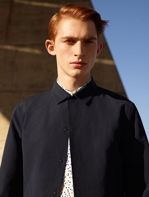 interview with martin andersson, head of menswear design at COS