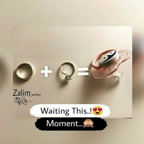 Waiting This <3 Moment