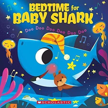 Kindle Bedtime For Baby Shark Doo Doo Doo Doo Doo Doo Baby Bedtime Shark Books Christmas Presents For Kids
