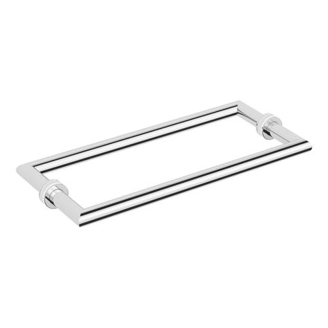 Dezi Home D4 720 12 Door Handles Back Doors Polished Chrome