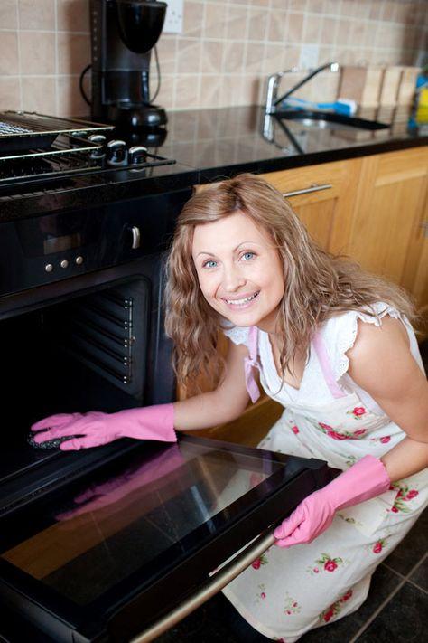 Backofen reinigen mit Backofenspray, Rasierschaum, Zitronensaft, Salz oder Ammoniak - backofen.net