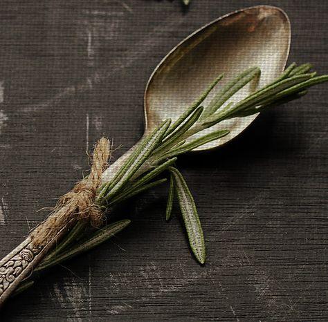 A teaspoon of Rosemary