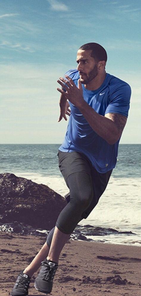 Colin Kaepernick Nike Free Trainer 3.0