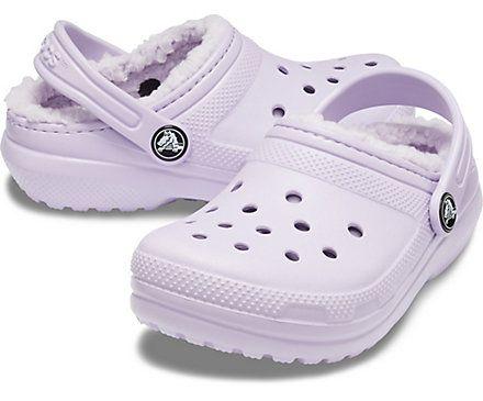 Kids' Classic Lined Clog - Crocs