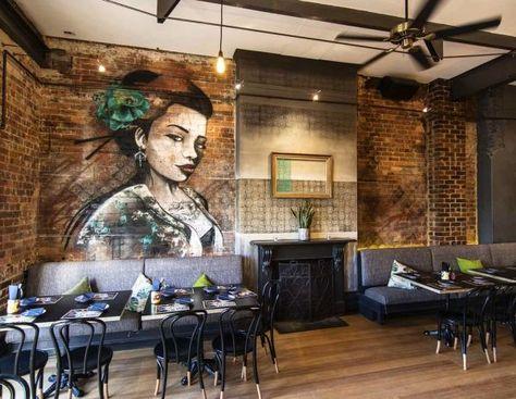 Murals - Custom Interior Artwork