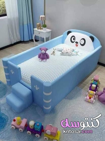 سراير اطفال مودرن بأشكال وتصاميم جديده صور اشكال سراير اطفال حديثة 2020 Kids Bedroom Decor Room Design Bedroom Luxury Bedroom Decor
